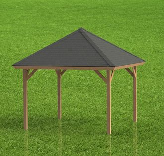 How To Build A 14 X 14 Hot Tub Gazebo Plans Building A Gazebo Hot Tub Gazebo Gazebo Pavilion Plans