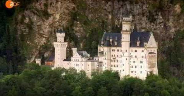 Neuschwanstein Castle Documentary English Subtitles Part 3 3 Youtube Kasteel Neuschwanstein Kasteel