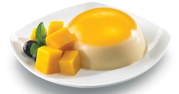 Gelatina de mango con queso los mejores postres - Postres con queso de untar ...