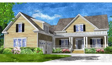 Image result for yellow house design with front side entry ... on house plans with rear entry garage, house plans with interior entry garage, house with garage on side, house plans with front screened porch, house plans with front living room, house plans with back entry garage, house plans with front fireplace,