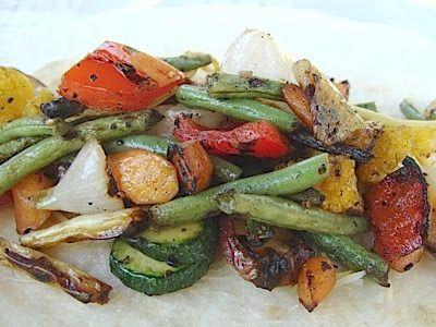 Grilled vegetables, Grilled veggies and Vegetables on Pinterest