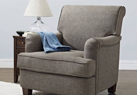 593bd35a11d02202abf339091b1783aa - Better Homes And Gardens Rolled Arm Accent Chair Gray