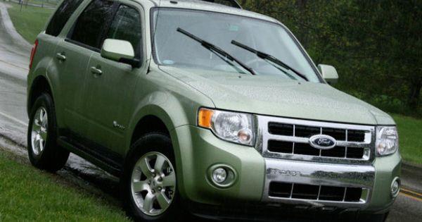 2008 Escape Bought April 2012 Crossover Cars Ford Explorer