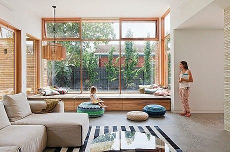 Martin House By Bg Architecture Homeadore Modern Window Seat House Design House Design Photos
