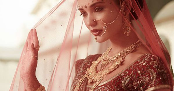 Indian Wedding On Tumblr Amy Jackson Pengantin India Bollywood