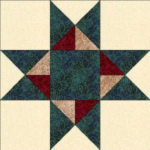 50 States Michigan Free Star Quilt Block Pattern Star Quilt Blocks Barn Quilt Patterns Quilt Blocks
