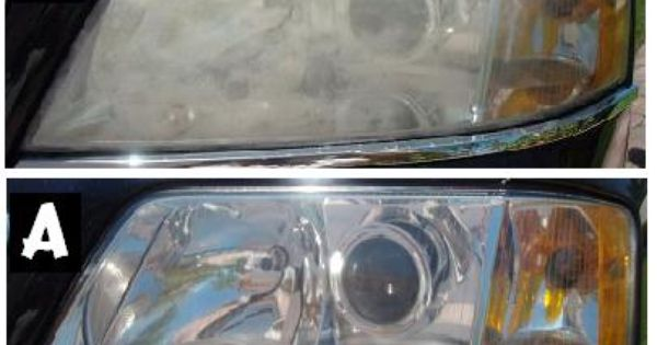 How To Clean Your Car Headlights | AOL.com