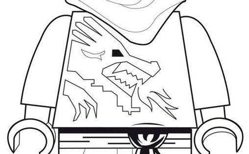 coloring page Lego Ninjago - Lego Ninjago | Maddux ...