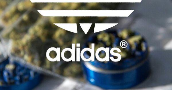 Adidas weed style   �...