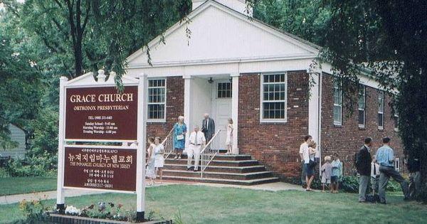 Grace Church Westfield Nj Place Of My Husband S Baptism