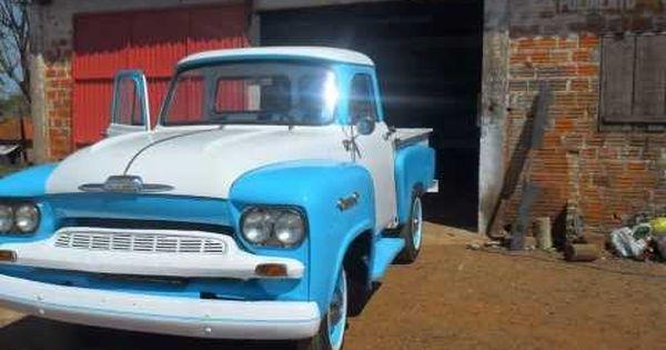 Chevrolet Brasil 1963 Reliquia Em Goiania Goias Acesse Www