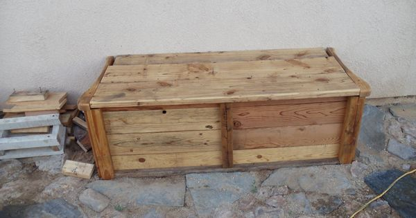 Bench To Cover My Sprinkler Valves Wood Work Pinterest