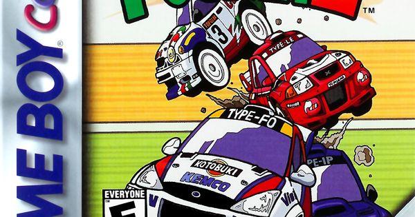 Top Gear Pocket 2 2000 Color Games Gameboy Pocket Game