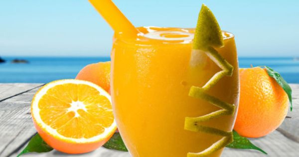 Brighten up your day with a delicious Orange Dream Vi-Shake! 2 Scoops
