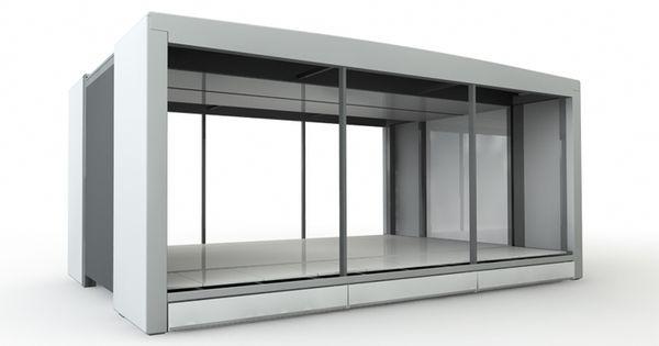 casa prefabricada movil extensible 9 minimalism prefab pods abodes a frames small houses. Black Bedroom Furniture Sets. Home Design Ideas