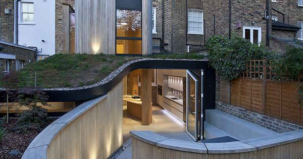 Lodon House Victorian House In London At The Edge Of Old
