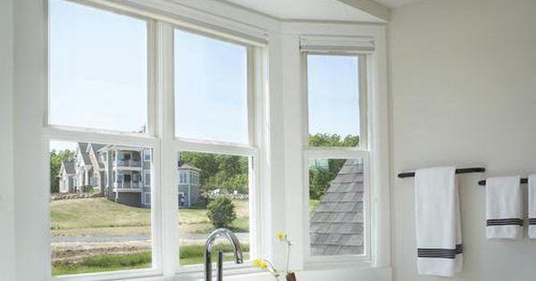 Crestline Reg 36 W X 54 H Select 350 Single Hung White 1 Wide Windows Windows Exterior Double Hung Windows