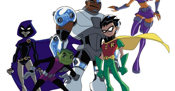 Video - Teen Titans Intro Los Jvenes Titanes Wiki