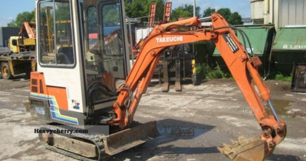 Takeuchi Tb15 Tb120 Compact Excavator Parts Manual Download Excavator Parts Excavator Manual