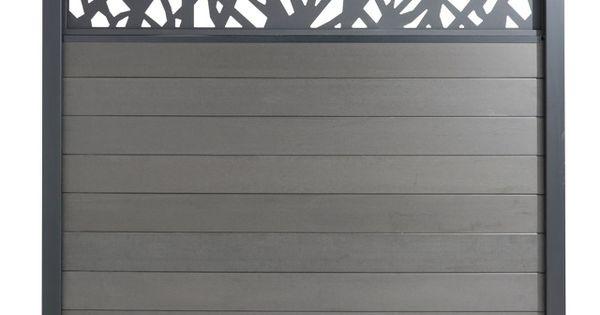 d cor naturel en alu idaho castorama travaux pinterest d cor naturel castorama et ext rieur. Black Bedroom Furniture Sets. Home Design Ideas