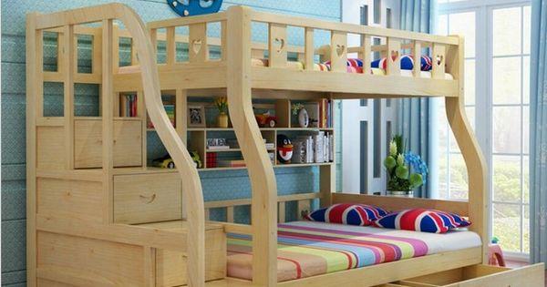 Webetop ni os muebles de dormitorio camas para ni os y - Camas dobles para ninos ...