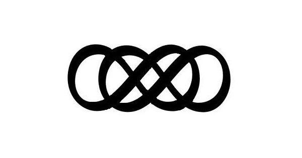 Infinity times Infinity matching tattoo idea!
