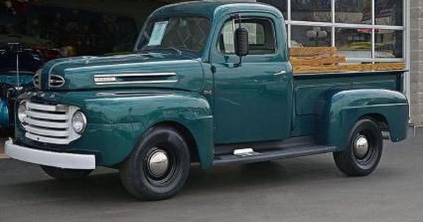 1950 Ford F 1 Mirrors Classic Trucks Vintage Trucks Trucks