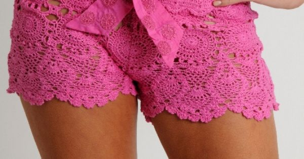 pink shorts! When I get the body I want!