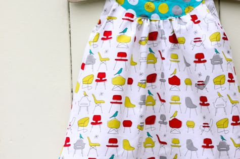baby girl summer dress tutorial & pattern 12/18 months