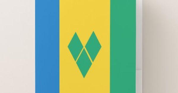 Saint Vincent And The Grenadines Flag Pocket Folder Zazzle Com Saint Vincent And The Grenadines Pocket Folder Grenadines