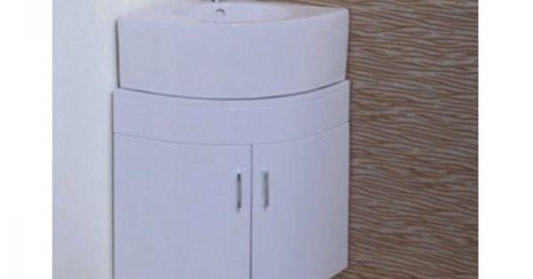 17 Amusing Small Corner Vanity Units For Bathroom Snapshot