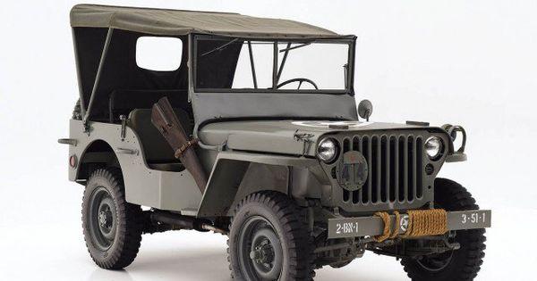 1944 Ford Gpw Jeep Hyman Ltd Classic Cars Jeep Willys Jeep Jeep Parts