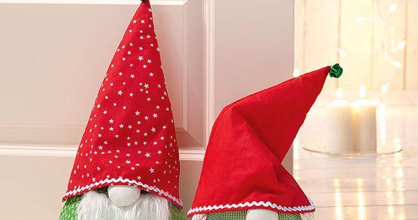 anleitung weihnachtswichtel t rstopper n hen fadenliebe weihnachtszeit pinterest. Black Bedroom Furniture Sets. Home Design Ideas