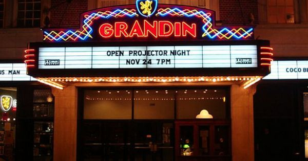 The Grandin Theater Roanoke Historic Theater Roanoke Va