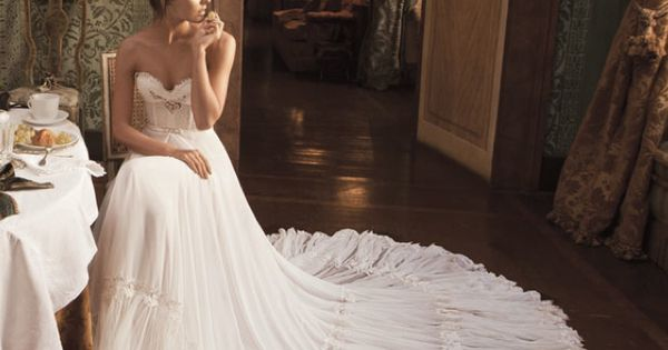 Inbal Dror Sexy, Beautiful Wedding Dresses 2012 CollectionBridal Musings Wedding Blog