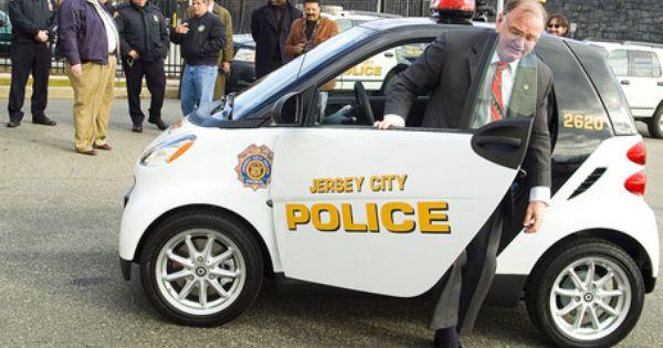 Jcpd Gets A Smart Car Smart Car Police Cars Car