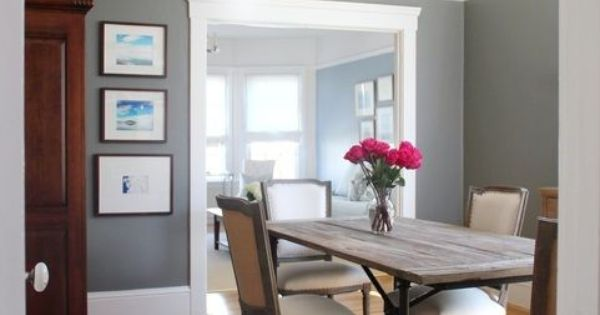 Pikes Peak Gray 2127 50 Benjamin Moore Paint Interiors