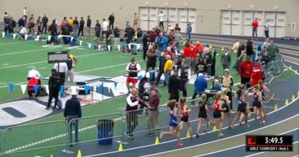 India Johnson 3200m Us 9 At Oatccc Indoor State Championship Https Youtu Be Ypbp2y5pmhk Soccer Field Soccer Tennis Court