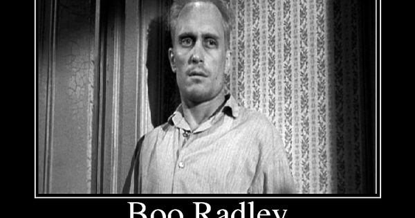 a focus on arthur boo radley in harper lees novel to kill mockingbird By almost any measurement, harper lee's to kill a mockingbird (1960) is  she originally conceived it as a novel focusing on main character jean  to learn more about their reclusive neighbor arthur boo radley and soon.