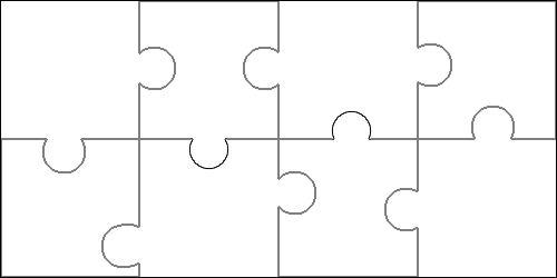 puzzle selber drucken