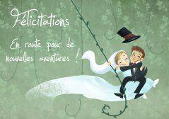 carte de félicitations mariage Cartes de mariage   Cartes félicitations mariage , gratuit