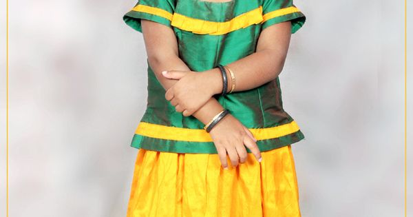 cute baby in indian traditional dress | Baby Photos ...