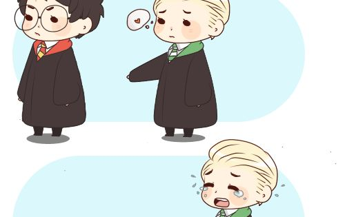 Drarry Chibi: Love You Too By Cremebunny On DeviantArt