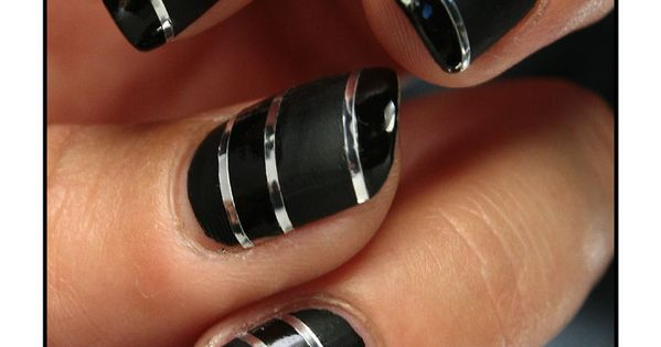 Striping Tape nail nails nailart