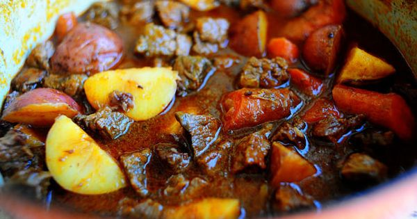 Beef Stew with Beer and Paprika | Recipe | Beef Stews, Stew and Beef