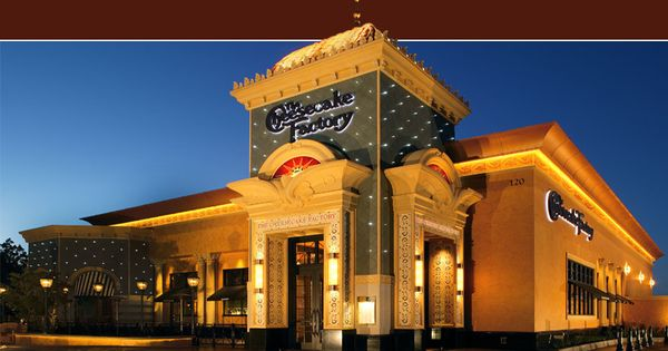 I love to eat at the cheesecake factory i wasn 39 t really a Places to eat in garden city ks