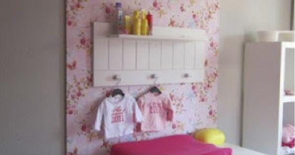 pip-behang-babykamer-muur.jpg 782×1.042 pixels  Kinderkamer meisje ...