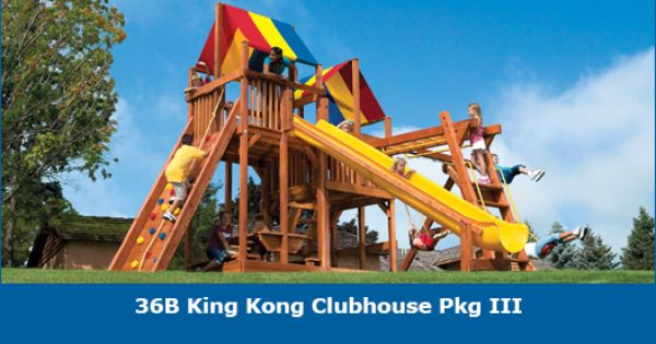 28b king kong castle supersized pkg iii