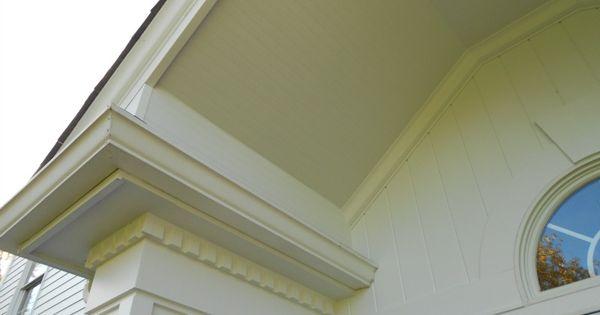 Hardie Beaded Soffit Panel Porch Ceilings Pinterest