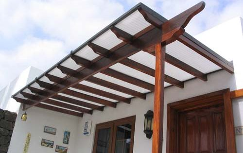 Walled pergola with polycarbonate roof | Deck & Cover | Pinterest | Pergola  roof, Window and Search - Walled Pergola With Polycarbonate Roof Deck & Cover Pinterest